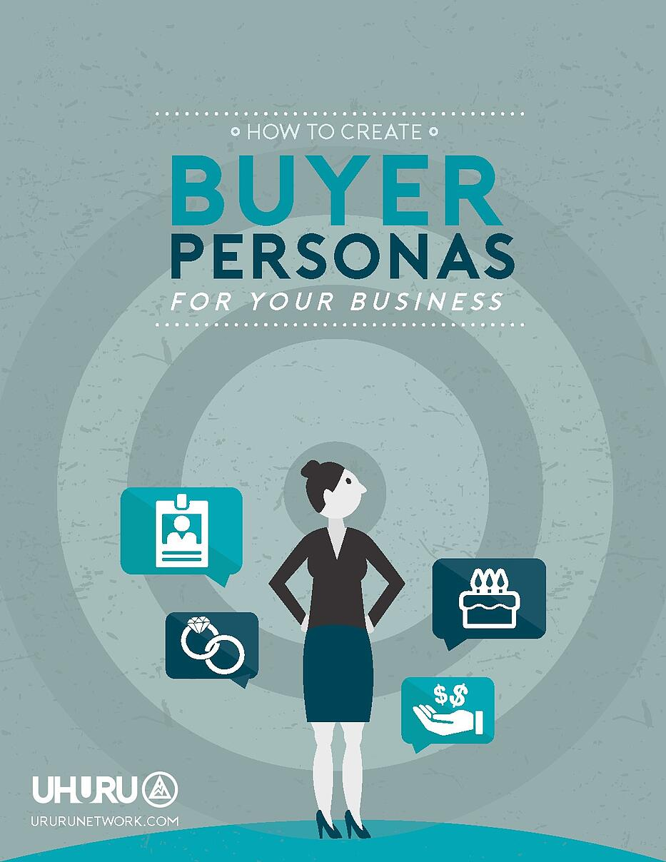 Buyer Persona Uhuru Cover