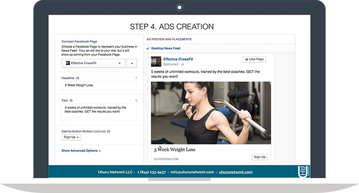 gyms facebook webinar